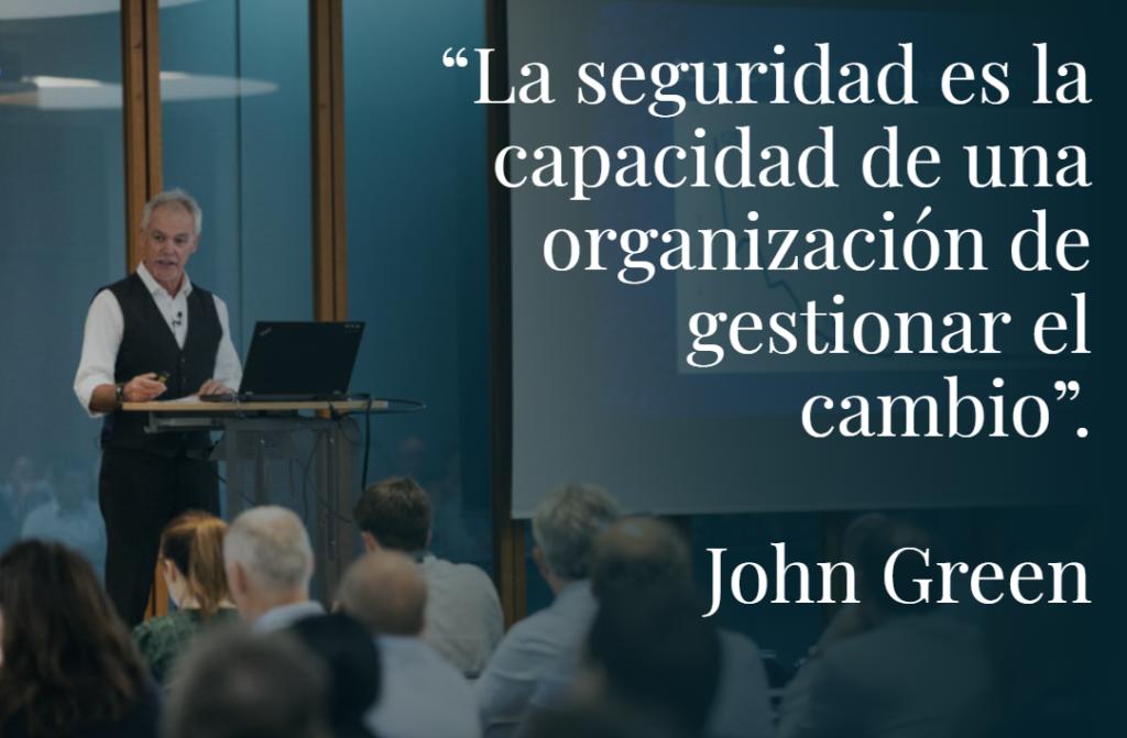 Gestión del cambio en las organizaciones según John Green